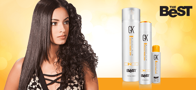 Keratinebehandeling GK Hair